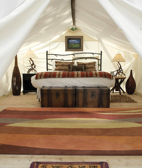 best glamping in the USA